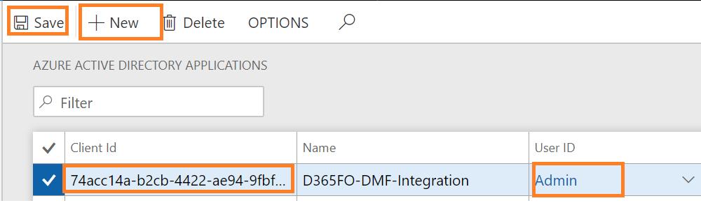 Dynamics 365 UO: Integration using oData/REST API