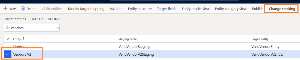 D365 FO Integrating with DMF using REST API Entity