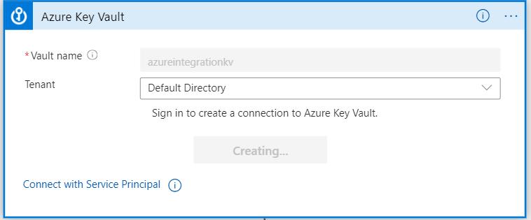 Access secret for Azure Integration: Dynamics 365 UO DMF Data Export using Logic Apps