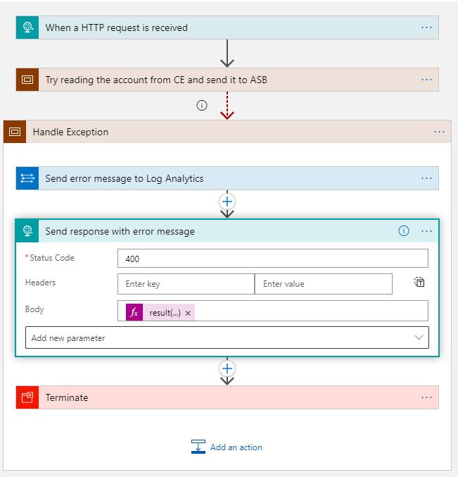 Azure integration services : Exception Handling and Monitoring : Design development best practices for Azure Logic App